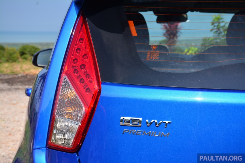 DRIVEN: Proton Iriz 1.3 MT and 1.6 CVT full review Image #281474