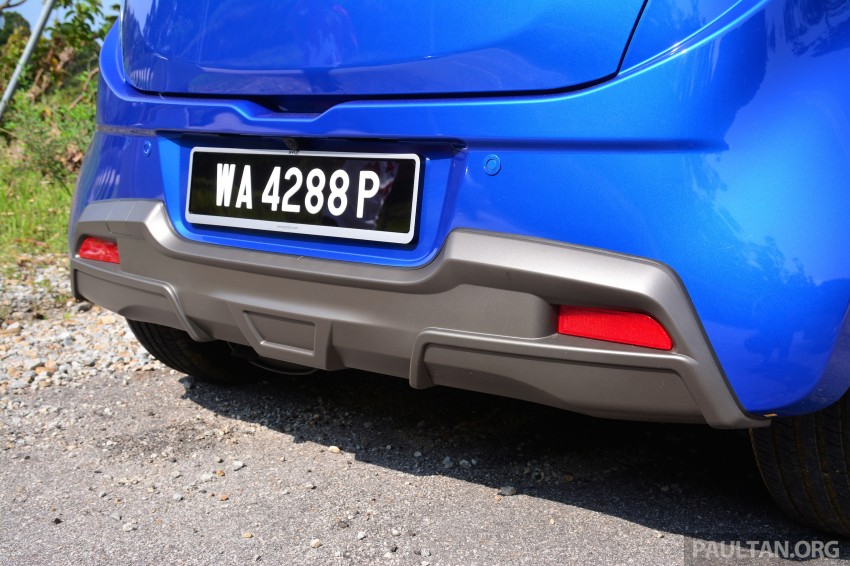 DRIVEN: Proton Iriz 1.3 MT and 1.6 CVT full review Image #281475