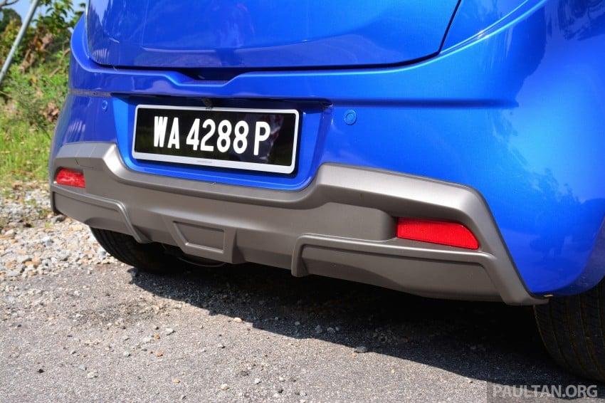 DRIVEN: Proton Iriz 1.3 MT and 1.6 CVT full review Image #281475