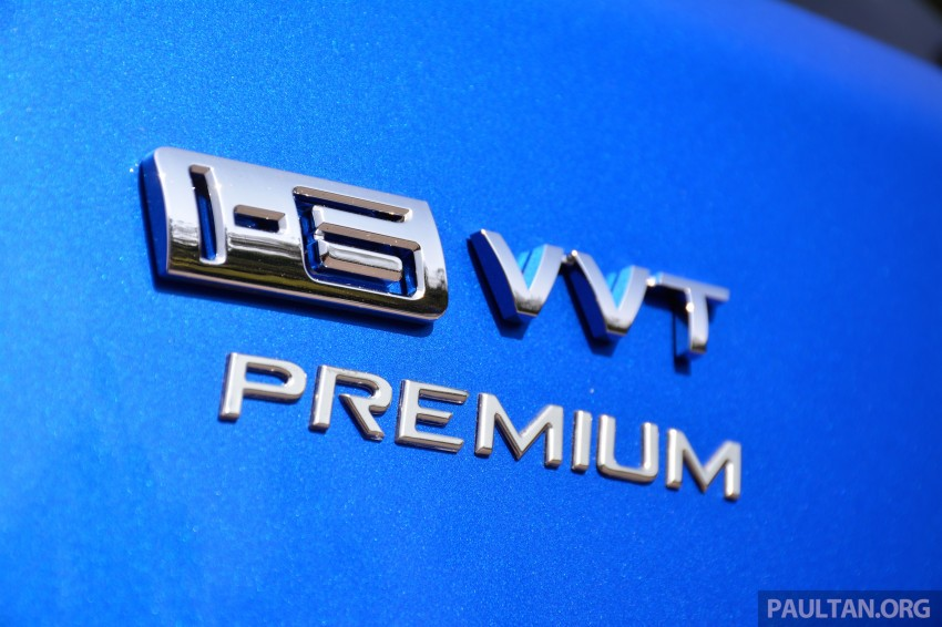 DRIVEN: Proton Iriz 1.3 MT and 1.6 CVT full review Image #281477