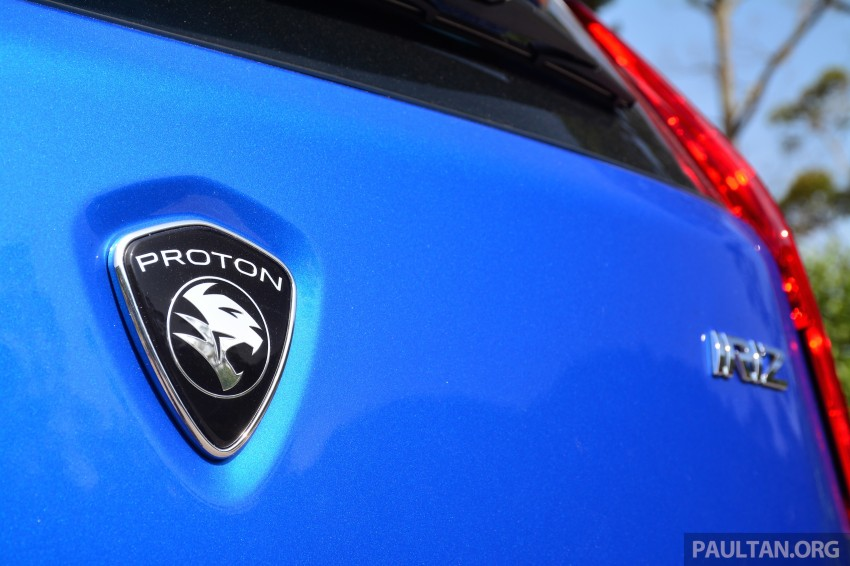 DRIVEN: Proton Iriz 1.3 MT and 1.6 CVT full review Image #281478