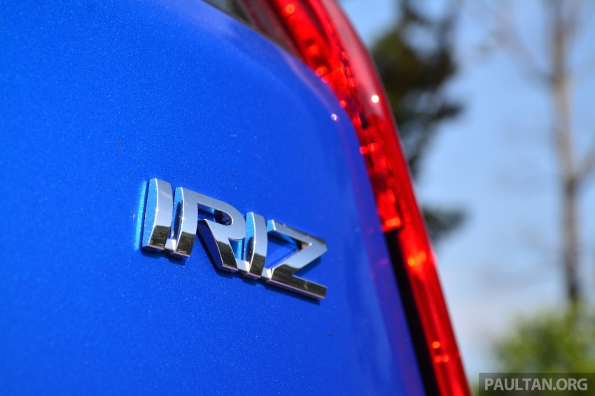 DRIVEN: Proton Iriz 1.3 MT and 1.6 CVT full review Image #281479