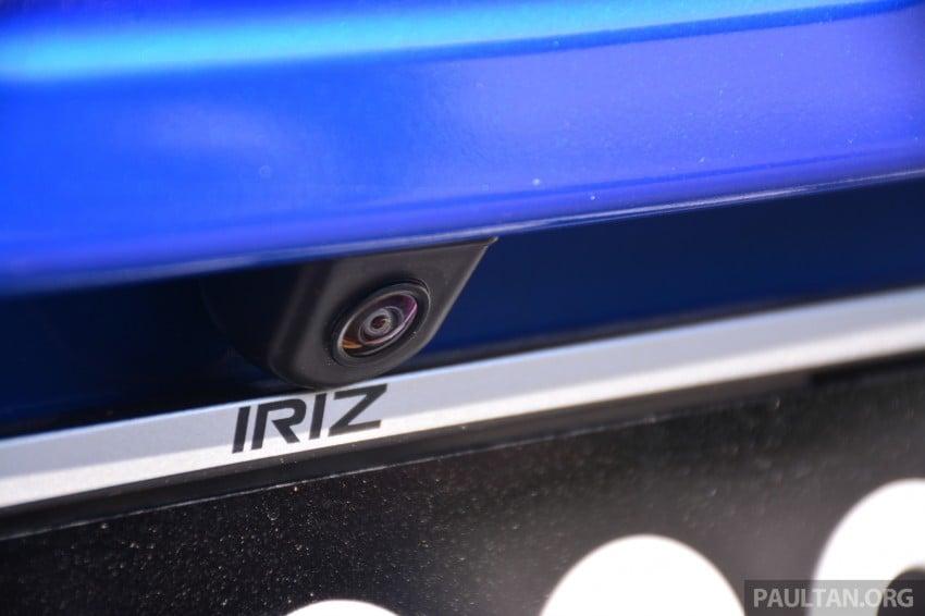 DRIVEN: Proton Iriz 1.3 MT and 1.6 CVT full review Image #281480