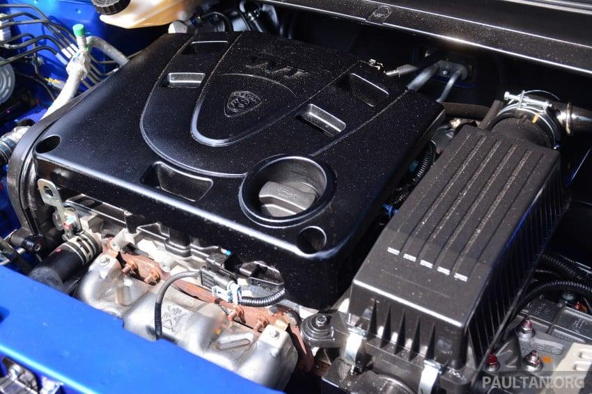 DRIVEN: Proton Iriz 1.3 MT and 1.6 CVT full review Image #281481