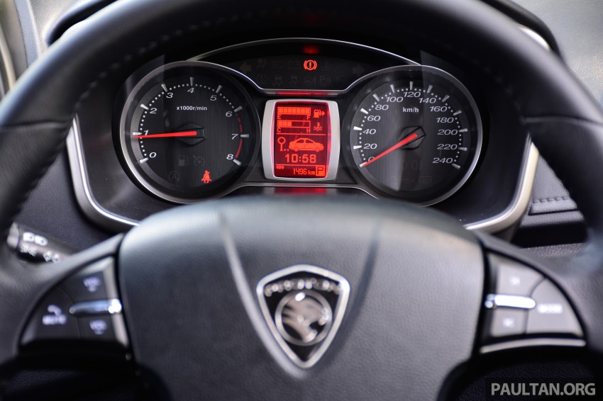 DRIVEN: Proton Iriz 1.3 MT and 1.6 CVT full review Image #281491