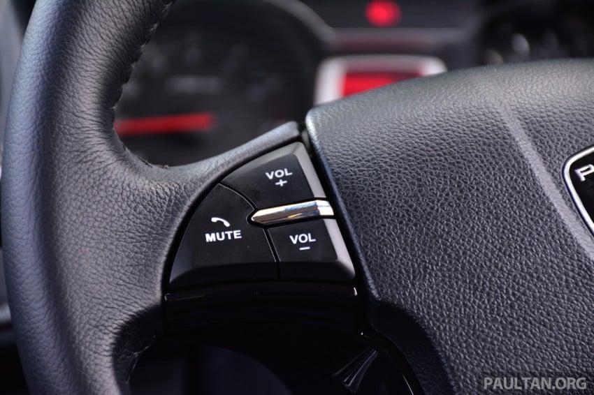 DRIVEN: Proton Iriz 1.3 MT and 1.6 CVT full review Image #281494