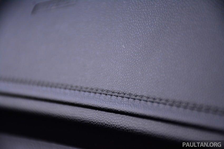 DRIVEN: Proton Iriz 1.3 MT and 1.6 CVT full review Image #281503