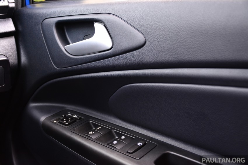 DRIVEN: Proton Iriz 1.3 MT and 1.6 CVT full review Image #281507