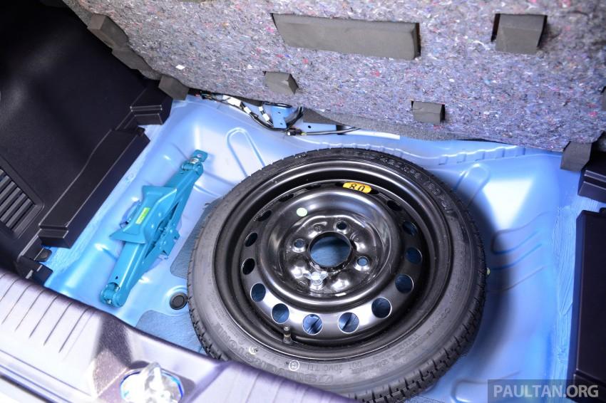 DRIVEN: Proton Iriz 1.3 MT and 1.6 CVT full review Image #281521