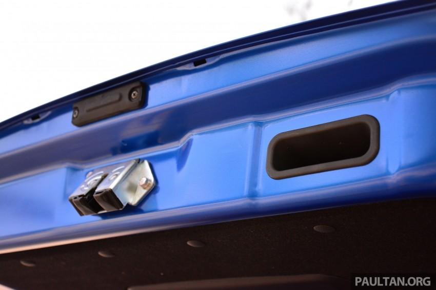DRIVEN: Proton Iriz 1.3 MT and 1.6 CVT full review Image #281522