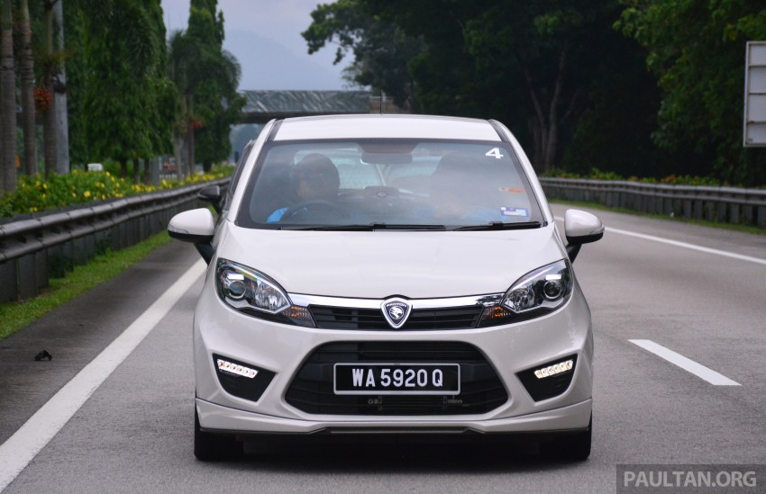 Proton Iriz fuel economy tested – 14.5 km/l for 1.3 MT Image #280893