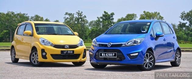 Proton_Iriz_vs_Perodua_Myvi_ 083