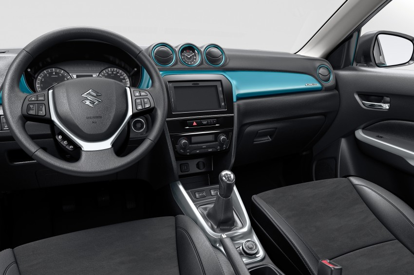 Suzuki Vitara – B-segment SUV fully unveiled in Paris Image #277699