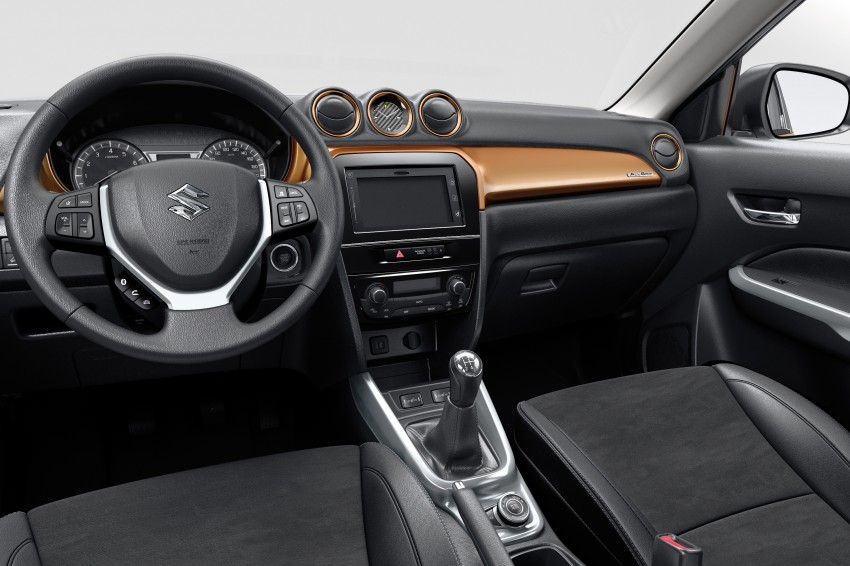 Suzuki Vitara – B-segment SUV fully unveiled in Paris Image #277698