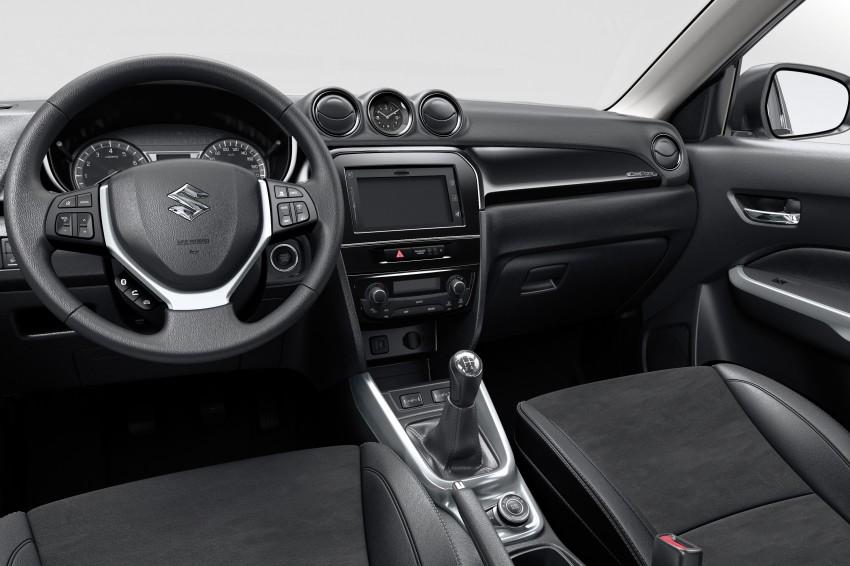 Suzuki Vitara – B-segment SUV fully unveiled in Paris Image #277697