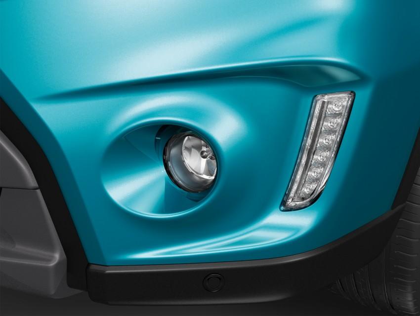 Suzuki Vitara – B-segment SUV fully unveiled in Paris Image #277690