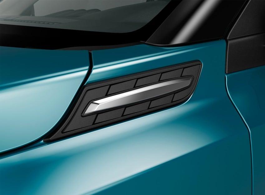 Suzuki Vitara – B-segment SUV fully unveiled in Paris Image #277688