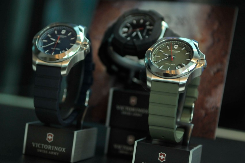Victorinox Swiss Army I.N.O.X. launched in Malaysia Image #280882