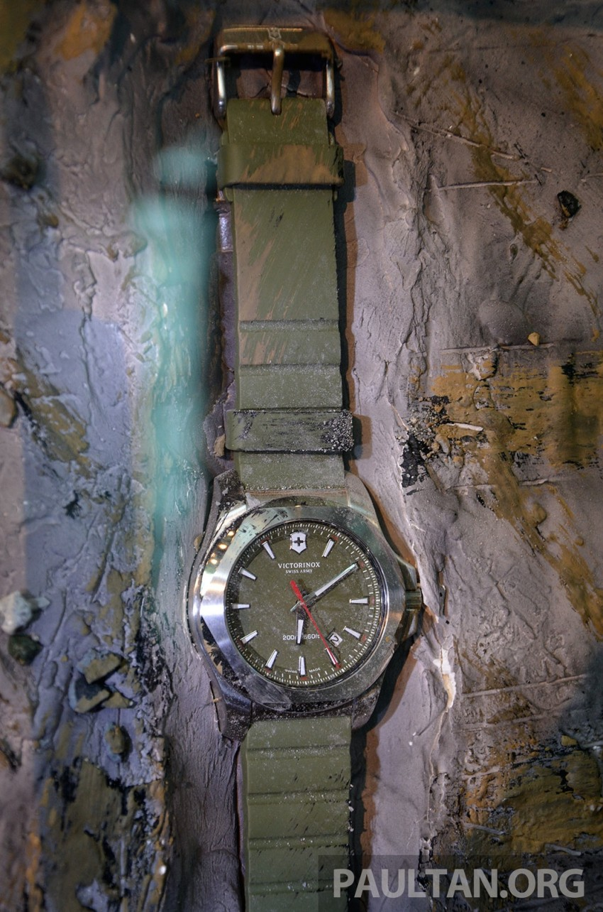 Victorinox Swiss Army I.N.O.X. launched in Malaysia Image #280615
