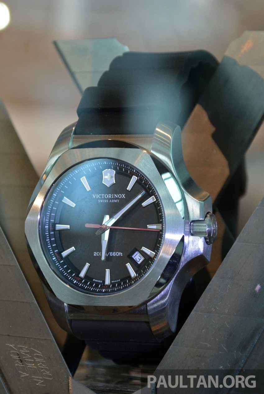 Victorinox Swiss Army I.N.O.X. launched in Malaysia Image #280618