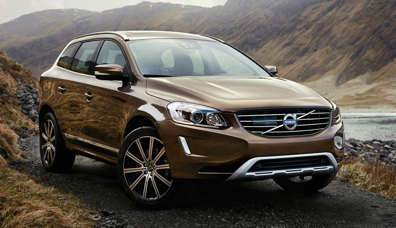 volvo xc60 t6 introduced 306 hp from 2 0l rm316k image 283209. Black Bedroom Furniture Sets. Home Design Ideas