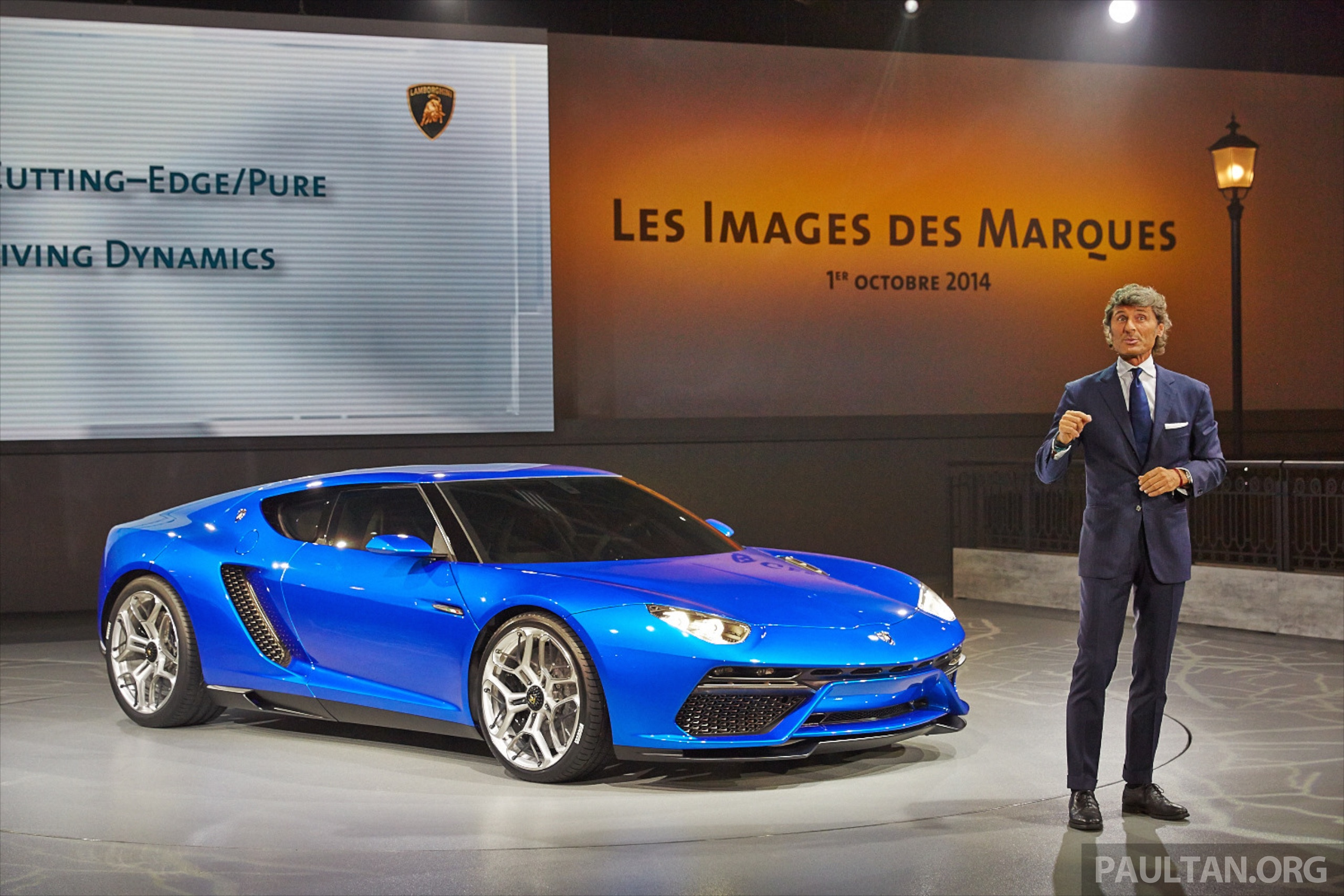 2010 Lamborghini Asterion LPI910 4 Concept photo - 1