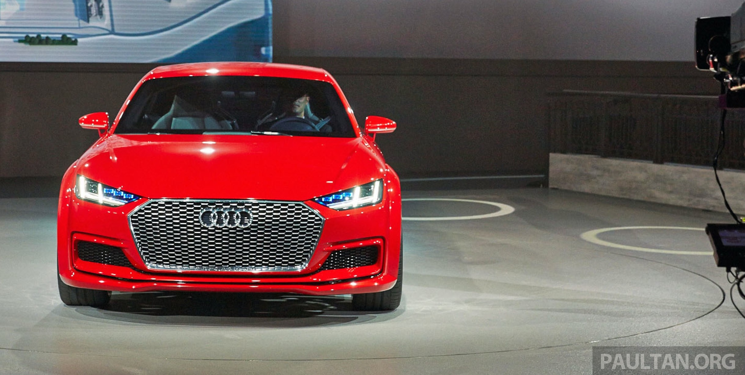 audi tt sportback concept is a tt with five doors image 277360