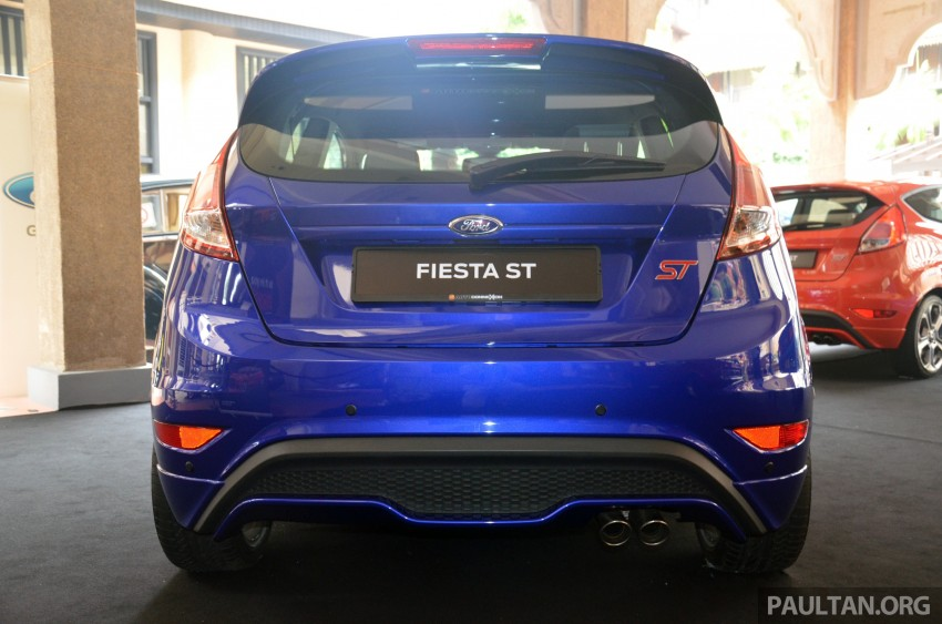 Ford Fiesta ST displayed at Asia Klasika – RM149,888 Image #284416
