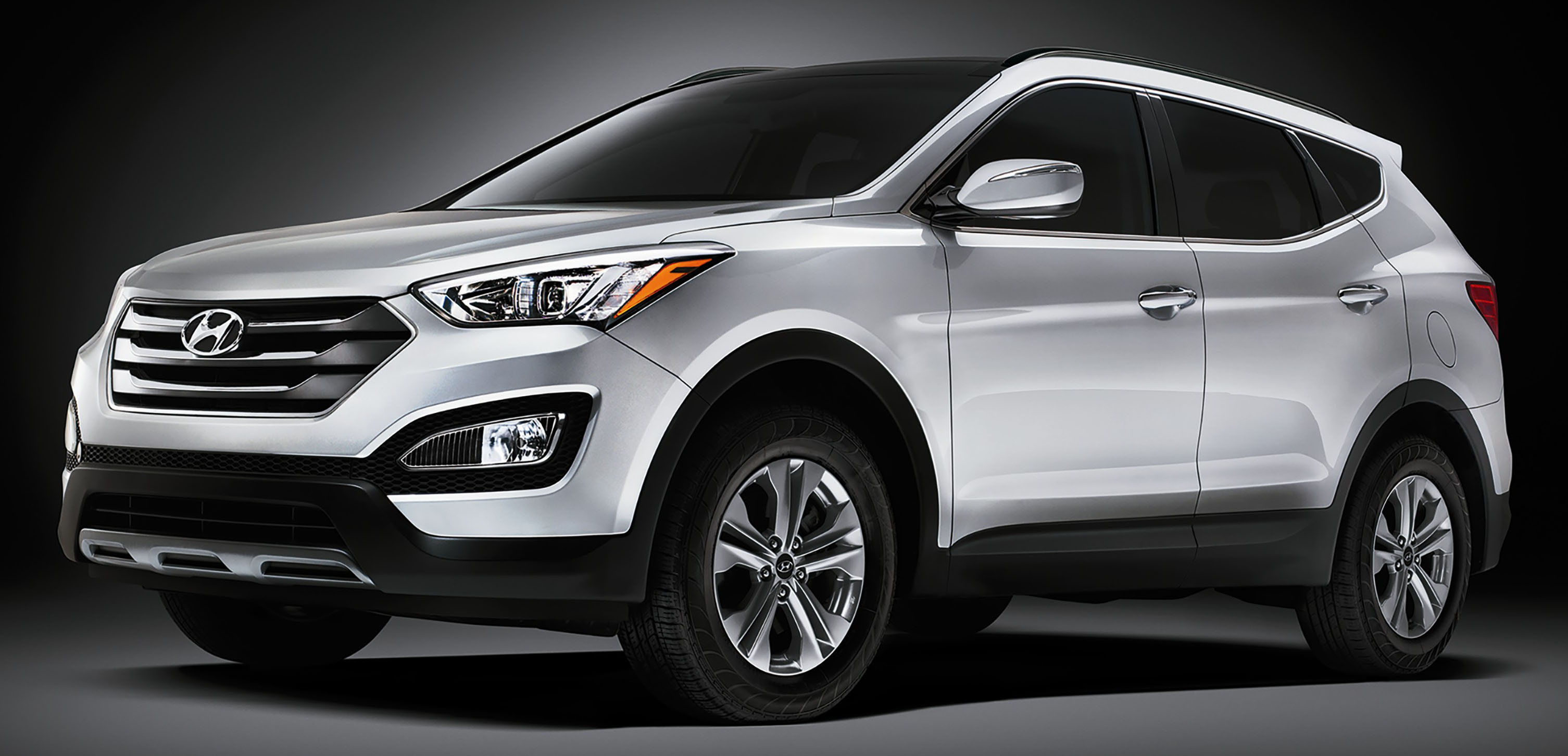 Hyundai Santa Fe Gets Some Updates For 2015 In The Us