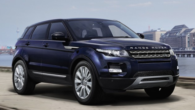 landwind x7 is china 39 s carbon copy of the evoque. Black Bedroom Furniture Sets. Home Design Ideas