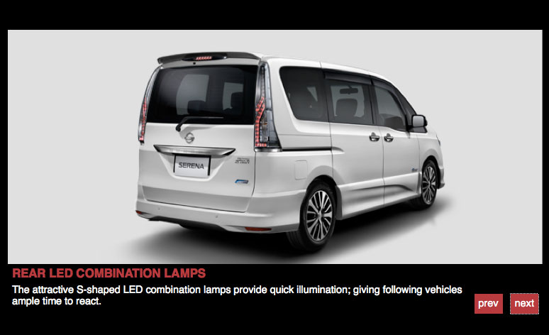 Nissan Serena S-Hybrid Facelift open for booking – now CKD with LED headlamps, below RM140k Image #282474