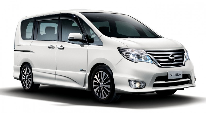 Nissan Serena S-Hybrid Facelift open for booking – now CKD with LED headlamps, below RM140k Image #282692