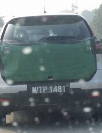 SPYSHOTS: Nissan X-Trail CKD testing in Malaysia Image #284097