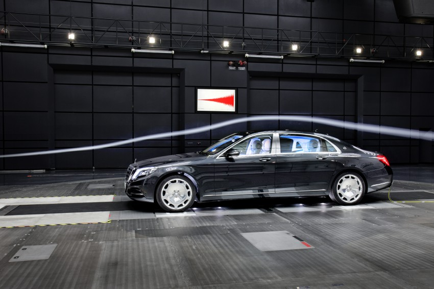 Mercedes-Maybach S 600 – all about the wheelbase! Image #289428