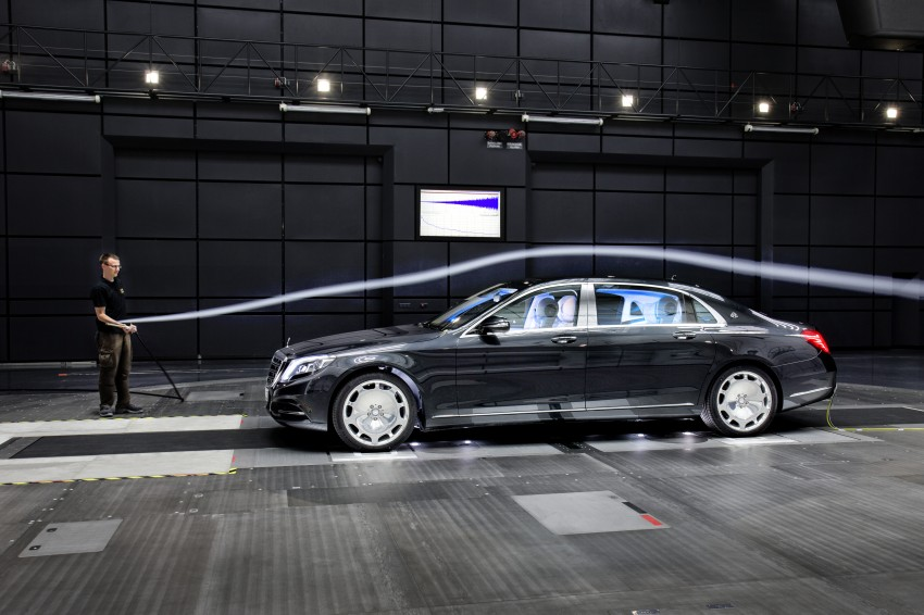 Mercedes-Maybach S 600 – all about the wheelbase! Image #289429