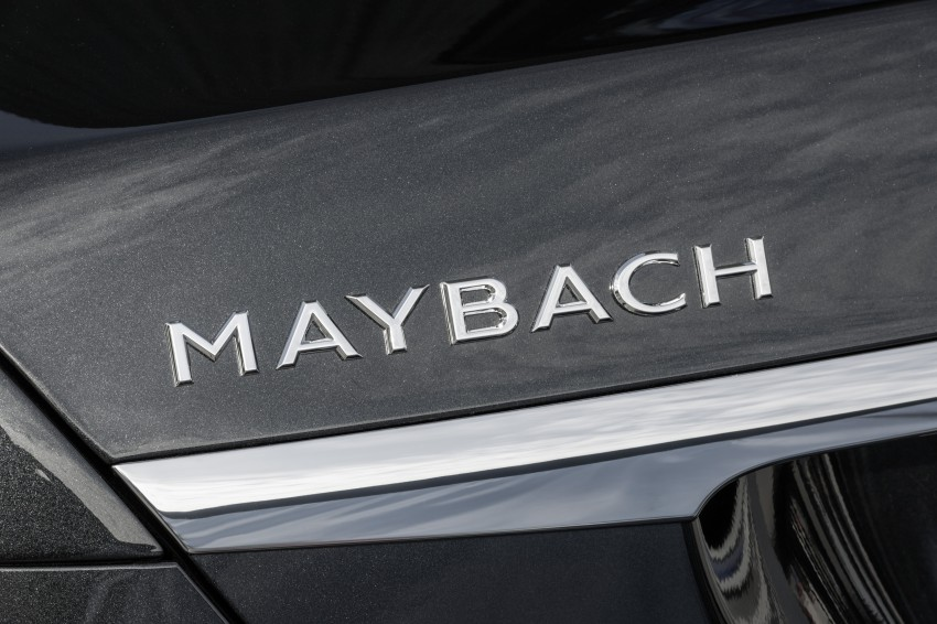 Mercedes-Maybach S 600 – all about the wheelbase! Image #289423