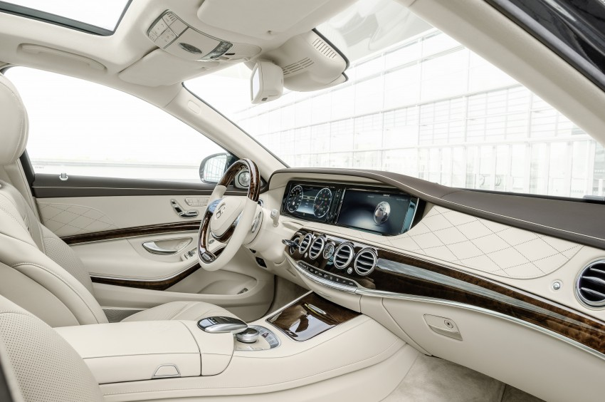 Mercedes-Maybach S 600 – all about the wheelbase! Image #289418