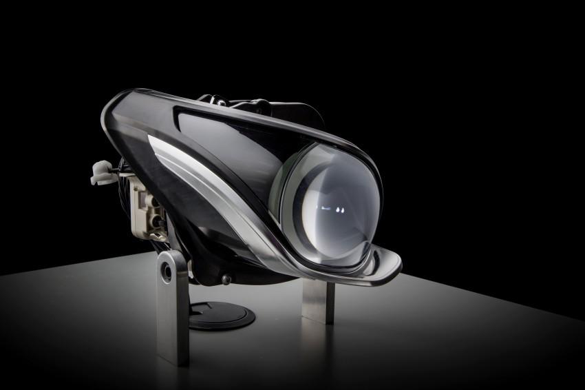 Mercedes-Benz unveils 84-LED Multibeam headlight Image #288384