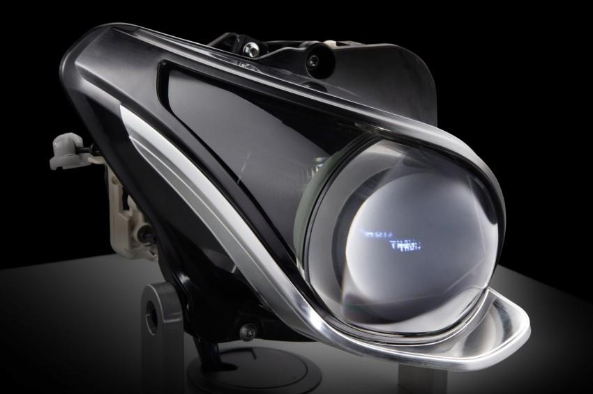Mercedes-Benz unveils 84-LED Multibeam headlight Image #288385