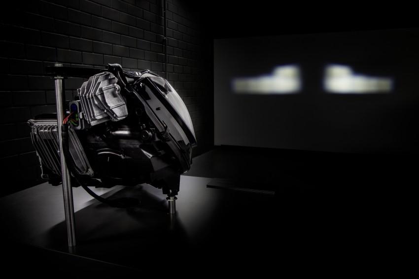 Mercedes-Benz unveils 84-LED Multibeam headlight Image #288386