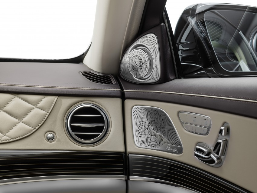 Mercedes-Maybach S 600 – all about the wheelbase! Image #289410
