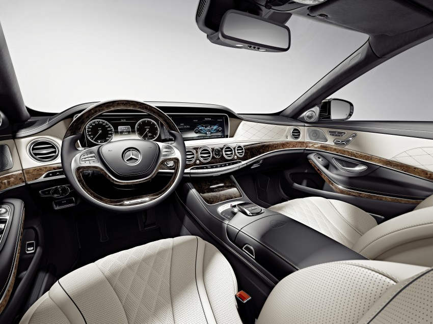Mercedes-Maybach S 600 – all about the wheelbase! Image #289419