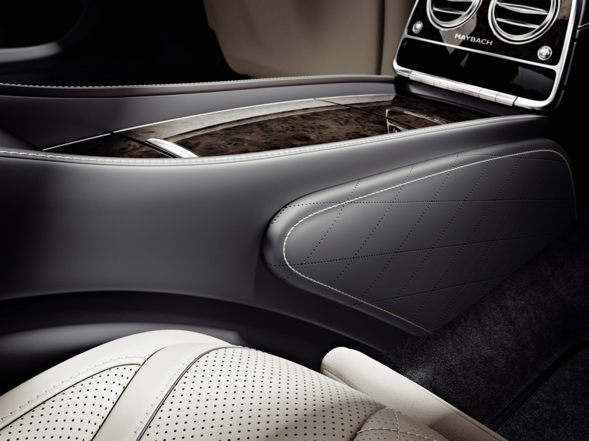 Mercedes-Maybach S 600 – all about the wheelbase! Image #289432