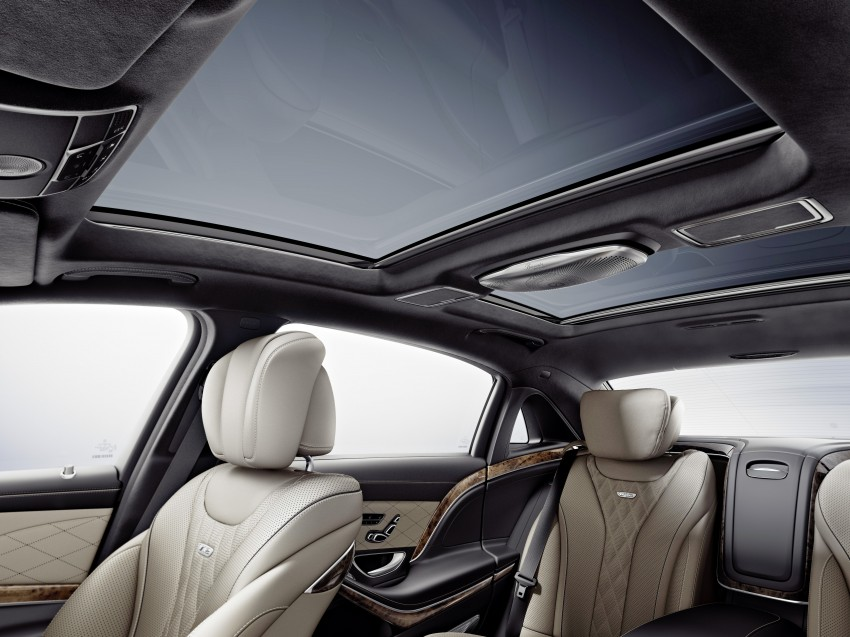 Mercedes-Maybach S 600 – all about the wheelbase! Image #289431