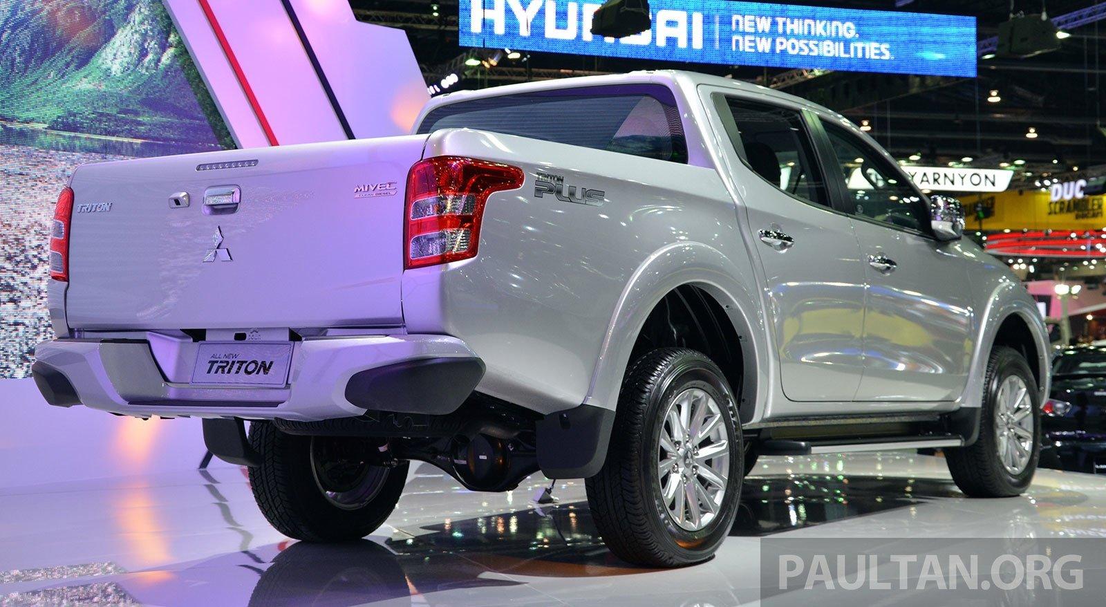All New Triton 2015 Thai Autos Post