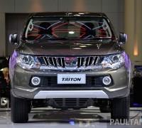 2014 Mitsubishi Triton Thailand 42