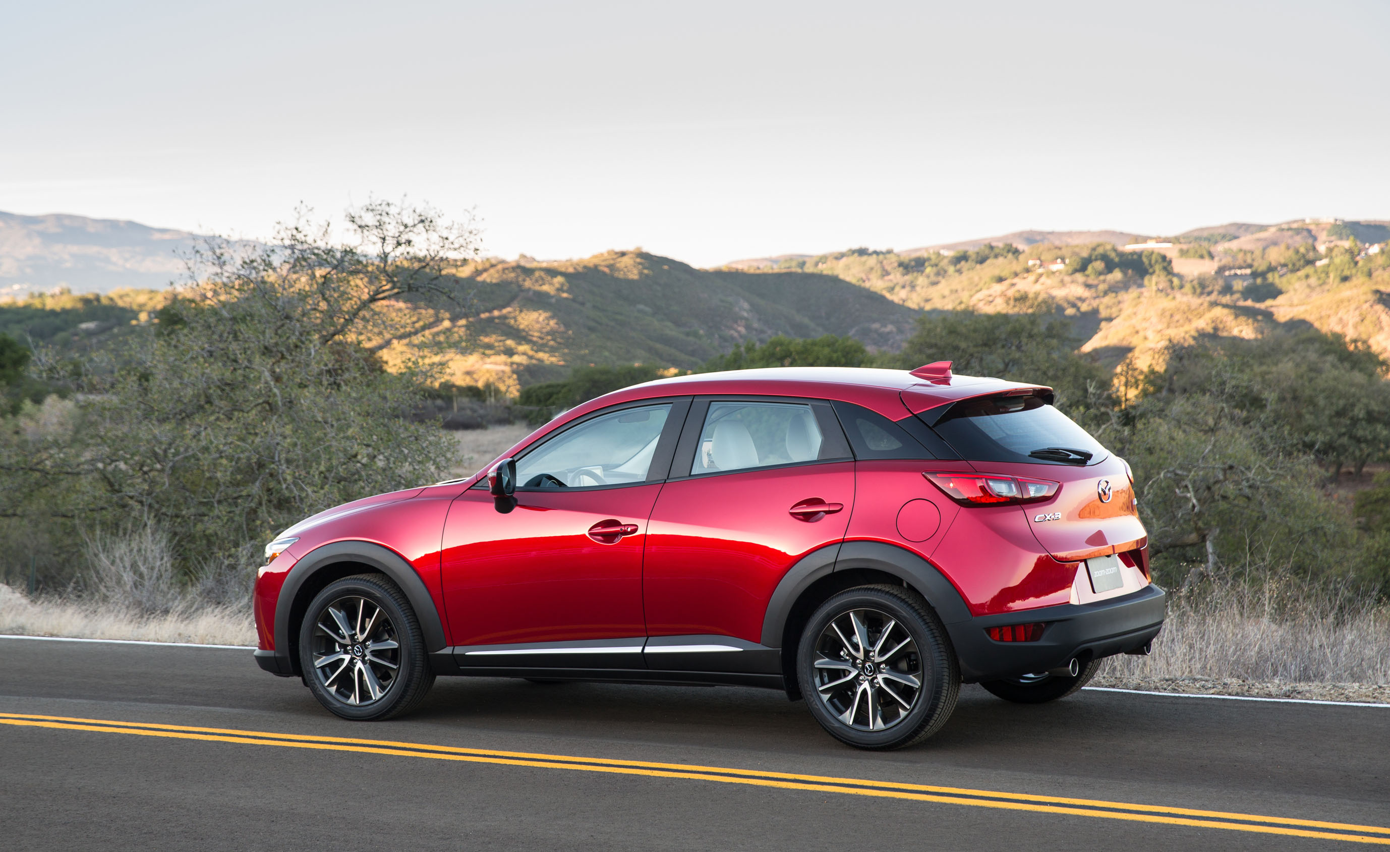 Back to Story: Mazda CX-3 – new B-segment SUV officially unveiled