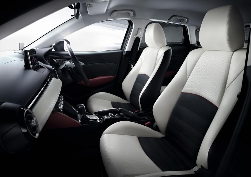 Mazda CX-3 – new B-segment SUV officially unveiled Image #289190