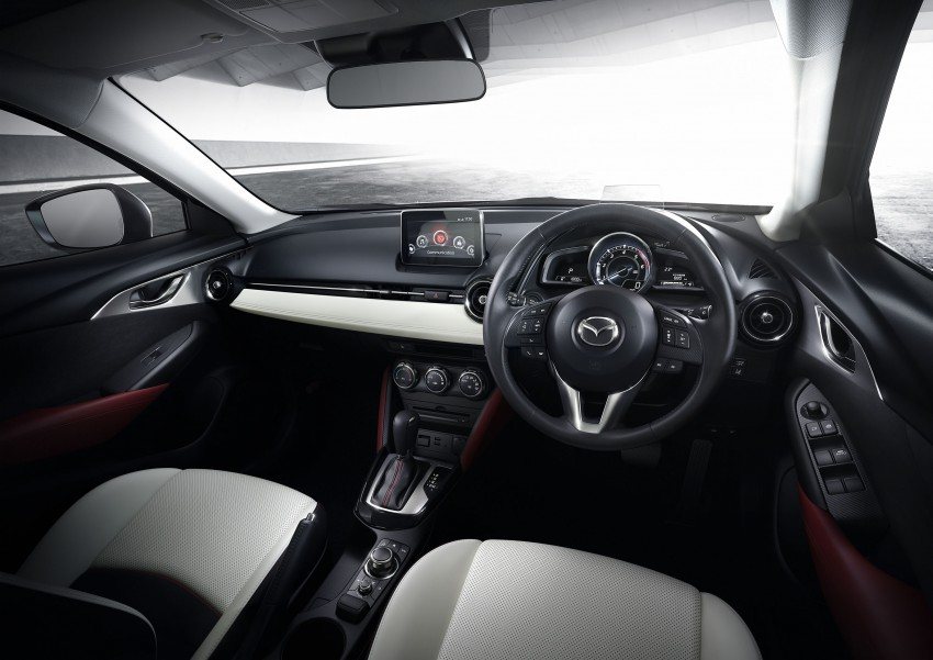 Mazda CX-3 – new B-segment SUV officially unveiled Image #289191