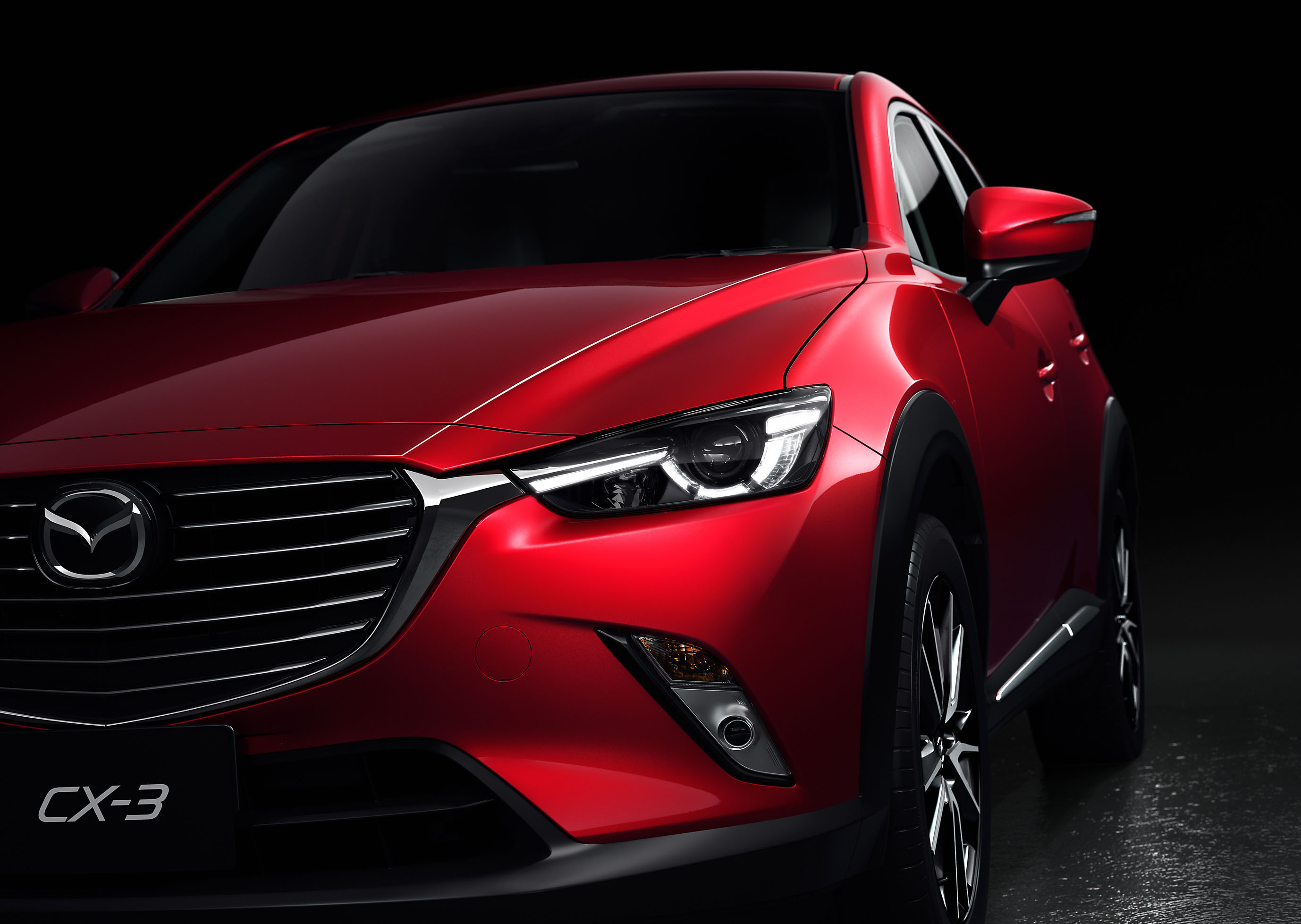 <b>Mazda</b> <b>CX</b>-3 – new <b>B</b>-segment SUV officially unveiled Image ...